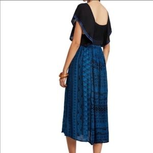 Free People In Search of Paradise Dress